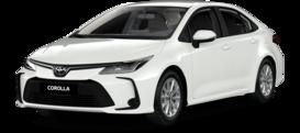 Toyota Corolla 1.6 CVT (122 л.с.) 2WD Классик